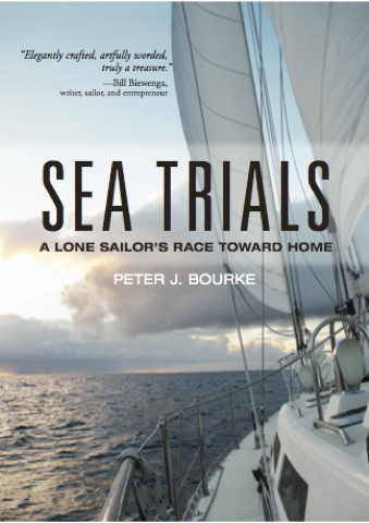 """Sea Trials"" Launch Party with Author Peter Bourke"