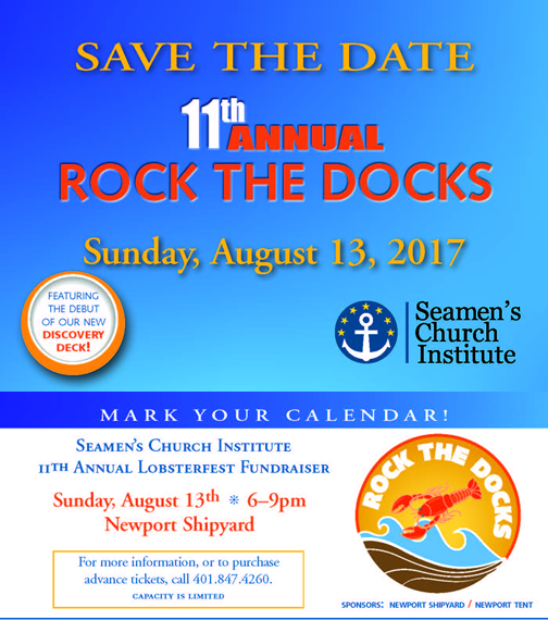 11TH ANNUAL ROCK THE DOCKS