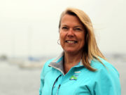 Dawn Riley, Professional Sailor