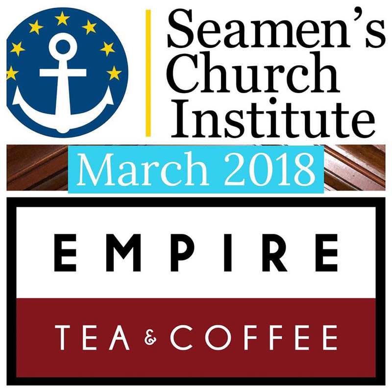 EMPIRE TEA & COFFEE - OPENING AT SCI MARCH 2018