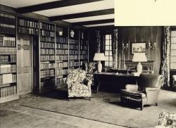 Second Floor Library