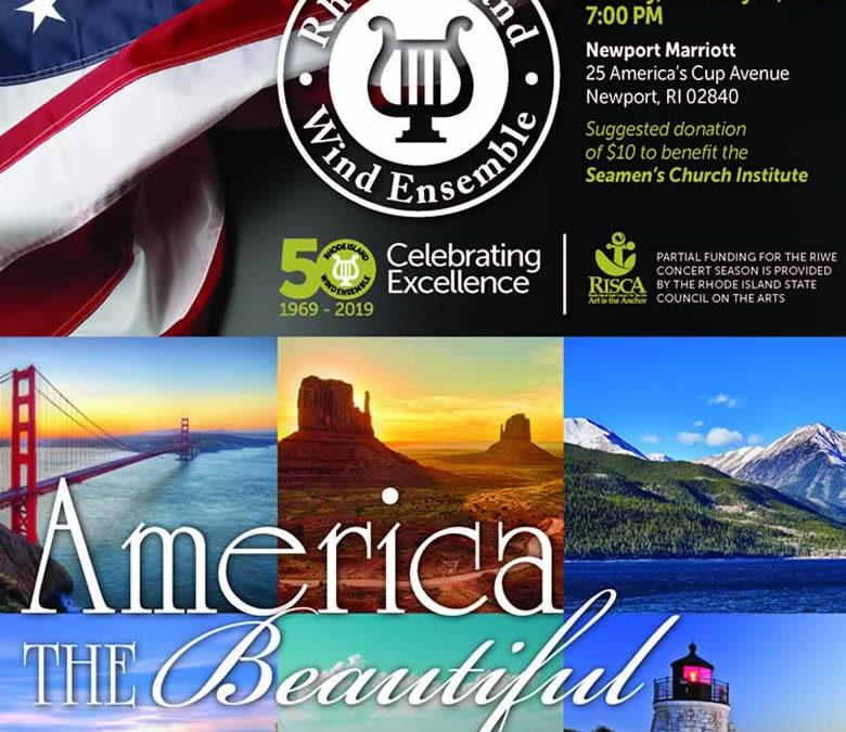RI Wind Ensemble: America the Beautiful